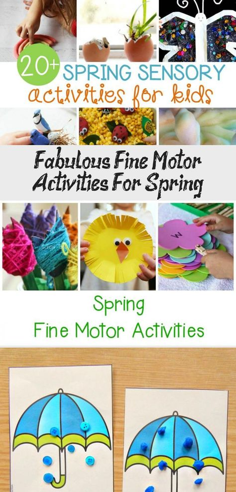 Fine motor skills are essential for the day-to-day tasks we do. Kids will have a blast creating and completing these spring fine motor activities! #finemotor #finemotoractivities #kidscrafts #preschool #kindergarten #spring #kidsactivities #motorartDrawing #motorartIdeas #motorartCafeRacers #motorartFun #motorartVintagePosters