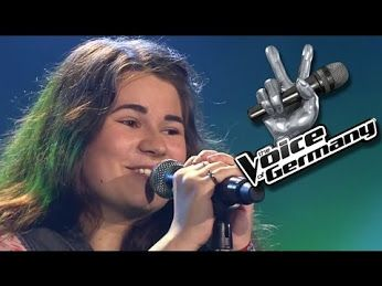 Lina Arndt The Voice The Voice Audition Japan