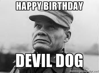 d9f3c293d277a38bd0ddde4e61626530 chesty puller semper fi happy birthday chesty! on this date [26 june?] in 1898, lewis