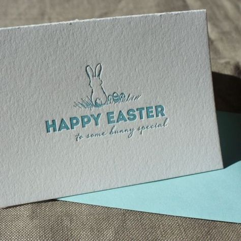 Ladybug press happy easter to some bunny letterpress card ebay ladybug press happy easter to some bunny letterpress card ebay part of martha stewart american made market american made market pinterest negle Image collections