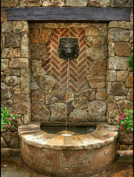 Super Garden Small Courtyard Water Features 34 Ideas Garden