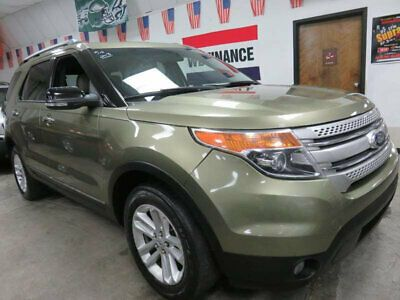 Ebay Advertisement 2013 Ford Explorer 4x4 Xlt V6 3 Day
