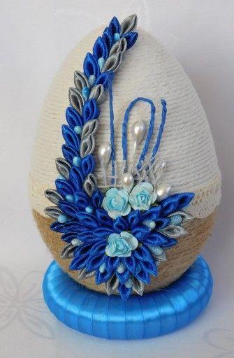 Piekne Jajko Pisanka Ozdoby Wielkanocne Rekodzielo 8857263519 Oficjalne Archiwum Allegro In 2020 Hanukkah Hanukkah Wreath Decor