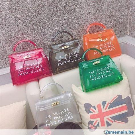 grand choix de e7d47 fdb3a Sac un voyage aux pays des merveilles - A vendre | bag in ...