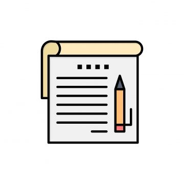 Student Notes Note Education Flat Color Icon Vector Icon Ba Icons Converter Icons Fitness Icons Maker Png And Vector With Transparent Background For Free D Free Vector Graphics Office Notes Abstract