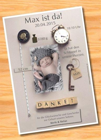 10 Fotokarten zur Geburt//Geburtsanzeige mit Ihren Fotos FREIE MUSTERAUSWAHL