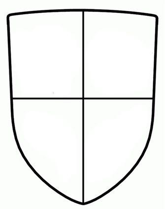 Dinamica Escudo De Armas Dinamicas Grupales Escudo De Armas Escudo Armas