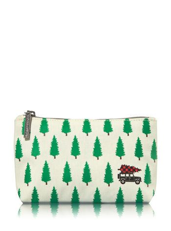 40c152e8b8ea Jeep With Trees Cosmetic Bag Cosmetic Bag - Bath And Body Works ...