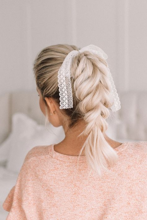 Three Back To School Hairstyles!