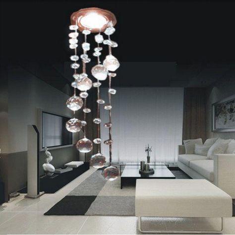 NEW 2014 3W LED-Lichter Kristall-Kronleuchter Moderne Kristall - kronleuchter modern schlafzimmer