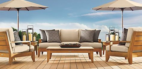 Santa Barbara Patio Furniture Set