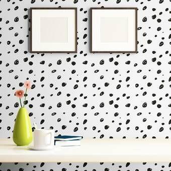 Mckinnon Speckle Paintable Peel And Stick Wallpaper Panel Wallpaper Panels Peel And Stick Wallpaper Brick Wallpaper Roll
