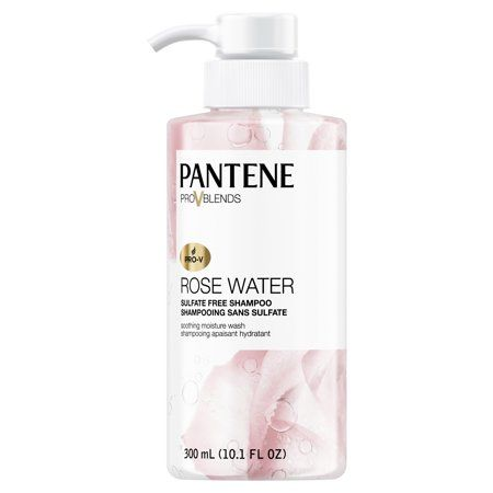 Beauty Rose Water Sulfate Free Conditioner Sulfate Free Shampoo