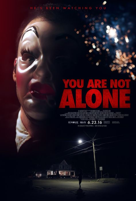 You Are Not Alone (#4 of 4)