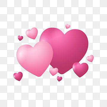 Cartoon Love Pink Heart Shape Background Decoration Cartoon Heart Shape Love Clipart Valentine Pink Heart Shape Png And Vector With Transparent Background Fo Coracoes Cor De Rosa Imagens De Coracao Coracao