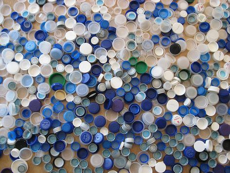 The Matchbook: Plastic Bottle Cap Madness, and a Bit About the Ocean
