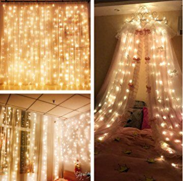 Sheer Curtains Icicle Lights With Hobby Lobby Letters Hung With