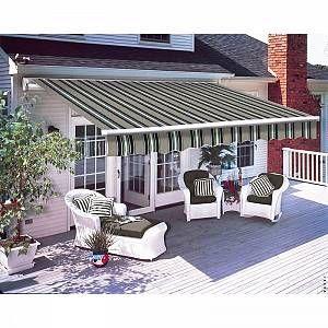 Green Bay Greenbay 3 X 2 5m Diy Patio Retractable Manuelle Markise Garten Sonnenschutz Uberdachung In 2020 Garden Sun Shade Shade Canopy Diy Patio