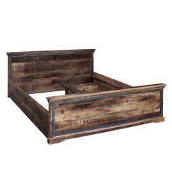 Massivholzbett Hunter Massivholzbett Bett Mit Aufbewahrung Echtholzbett