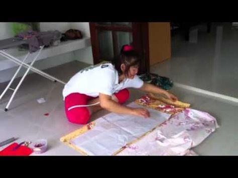 ▶ Wrap pants 1 - YouTube--tutes 2-5 also found there