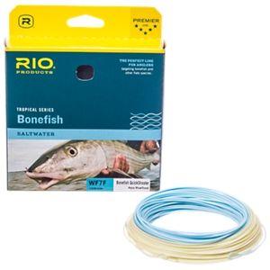 Rio Bonefish Quickshooter Fly Line  Aqua Blue//Sand