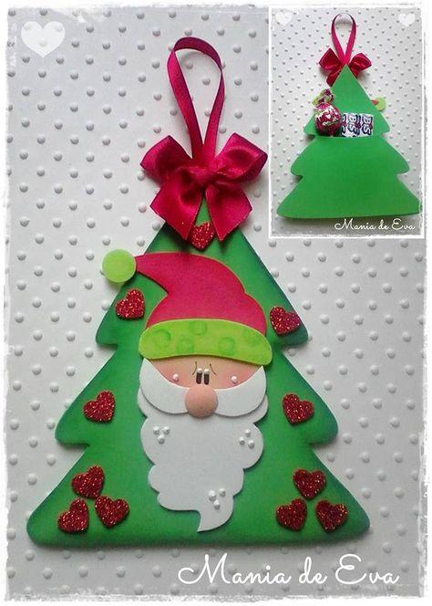 Navidad Kids Create Hacer Su Propio Navidad Santa Figuras /& Pintura Argamasa Craft