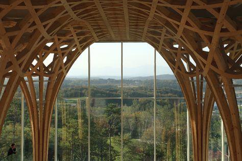 "Material Design > Shigeru Ban in conferenza a Ferrara. ""Works and ...  #architecture #shigeruban Pinned by www.modlar.com"