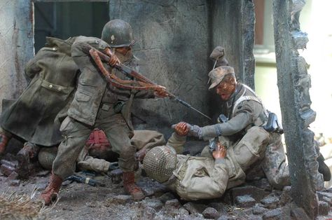 military model dioramas - get domain pictures