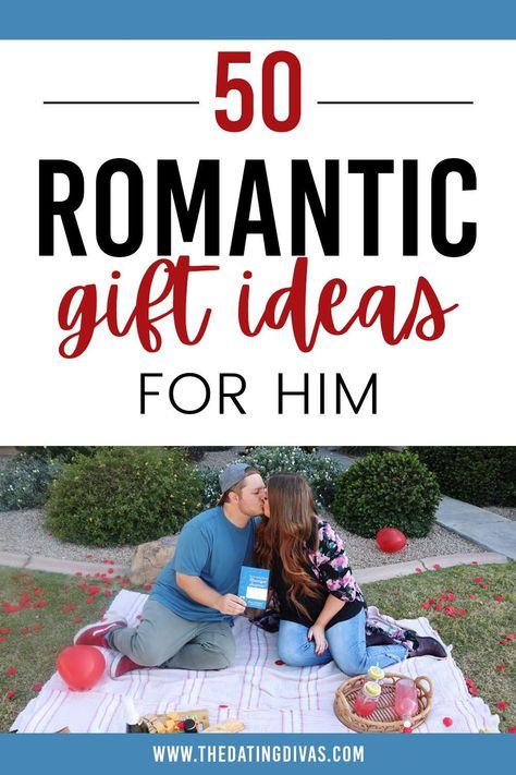 Romantic boyfriend  husband gift ideas for him