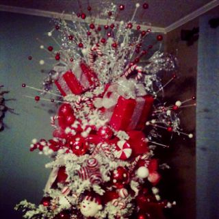 Christmas, tree topper