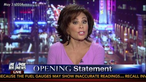 This is not conservative news this is American news. Something everyone should hear! Benghazi: Judge Pirro Calls for Impeachment of Barack Obama