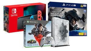 Ps4 Xbox One And Switch Bundles Drop To Black Friday Prices Once Again Xbox One Cheap Nintendo Switch Best Cyber Monday