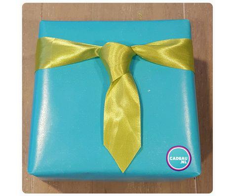 Cadeau Tip Een Cadeau Voor Een Man Inpakken Als Je Weet