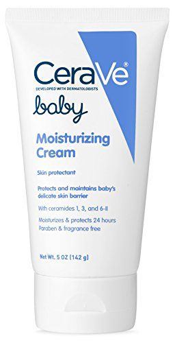 Cerave Baby Cream Moisturizer Cream Face Cream Lotion Fragrance Free Products