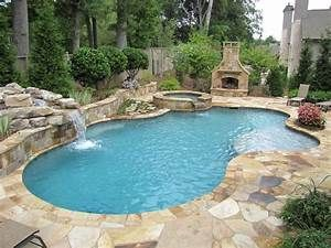 Best 25 Small Inground Pool Ideas On Pinterest Small Residential Pool Backyard Pool Landscaping Pool Landscaping