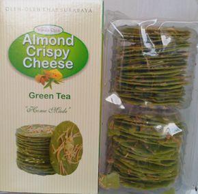 Resep Almond Crispy Cheese Wisata Rasa Kue Kering Kue Kering Mentega Resep