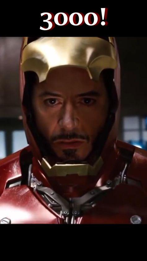 Tony Stark Never Gives Up!