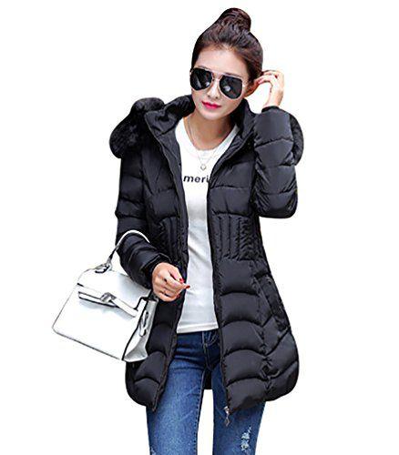 Manteau femme long trГЁs chaud
