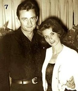 June Carter Cash With Johnny And Her Family Best