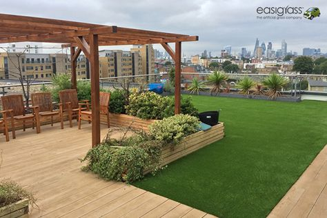 Artificial grass is one of the most preferred grasses for