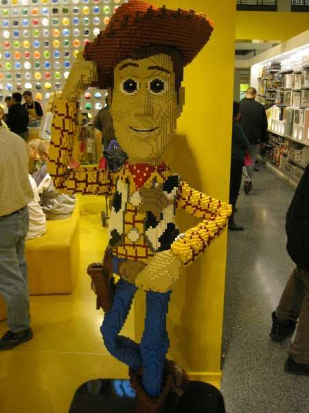 Lego Store at Mall of America, Bloomington, MN | lego awesomeness ...