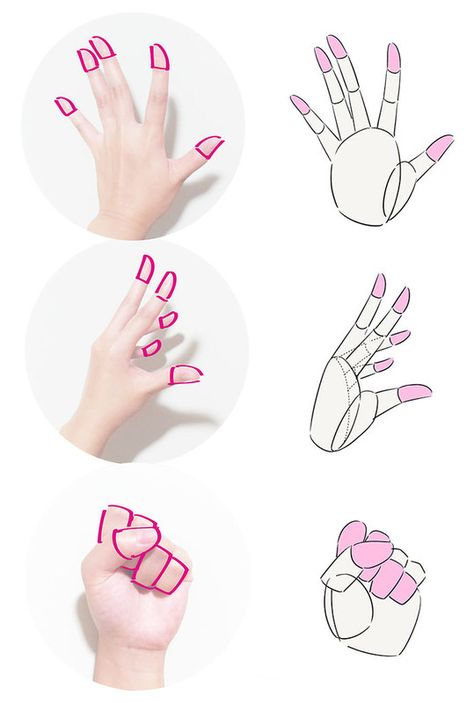 54 Trendy Ideas For Drawing Hand Illustration Character Design References Hand Drawing Reference, Body Reference, Drawing Hands, Drawing Base, Art Reference Poses, Design Reference, Manga Drawing, Anatomy Drawing, Character Reference