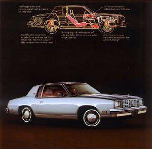 1979 Oldsmobile Cutlass Calais 2 Door Coupe Oldsmobile Cutlass Supreme Oldsmobile Cutlass Oldsmobile