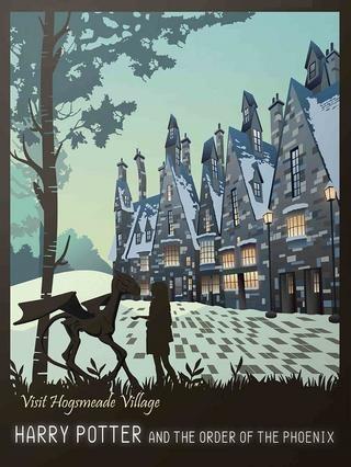 30483683np Jpg Phoenix Harry Potter Harry Potter Hogsmeade Village