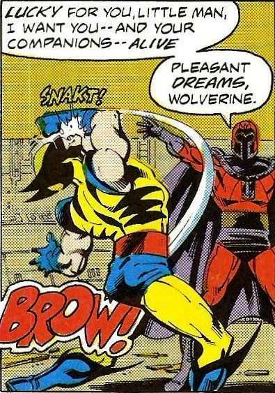 X Men 90s Wolverine Of Course He S In X Men Vs Street Fighter I M Not Even Sure If X Men Stuff In The 90s Was All Comics Wolverine Marvel Comic Book Panels