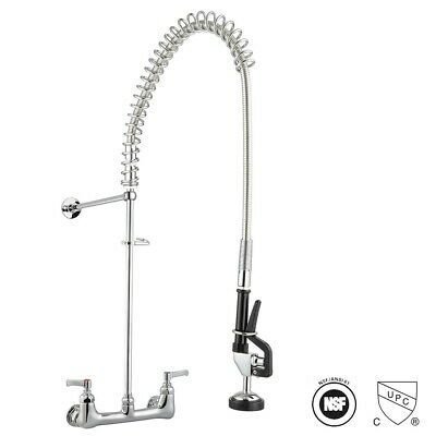 Ad Ebay Commercial Pre Rinse Faucet Kitchen Sink Faucet Pull