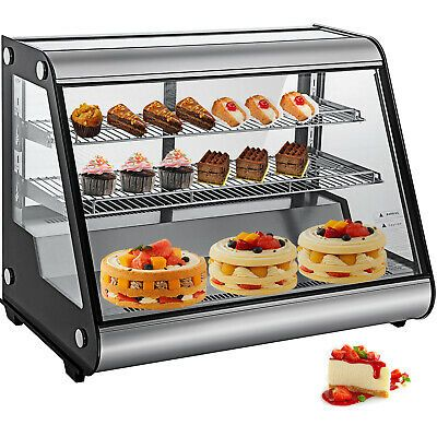 Ad Ebay Url Refrigerated Bakery Display Case Countertop 160l