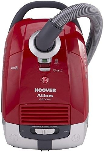 Hoover Athos Cylinder Vacuum 5l 2200w Red 299 00 Canister Vacuum
