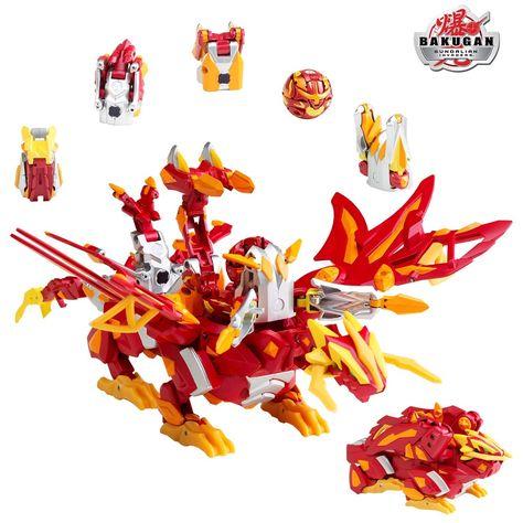 Bakugan Gundalian Invaders Dragonoid Colossus 39 99 Fan Art