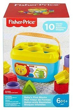 Fisher Price Pierwsze Klocki Malucha Fisher Price Fisher Und